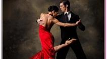 Шоу латиноамериканских и европейских танцев.