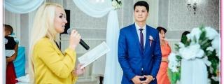 Выездная церемония регистрации от Ирины Сухоруковой