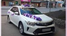 Toyota Camry рестайлинг 2015 г.