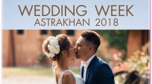 ASTRAKHAN WEDDING WEEK 2018