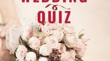 Wedding Quiz 2020