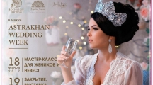 ASTRAKHAN WEDDING WEEK 2017