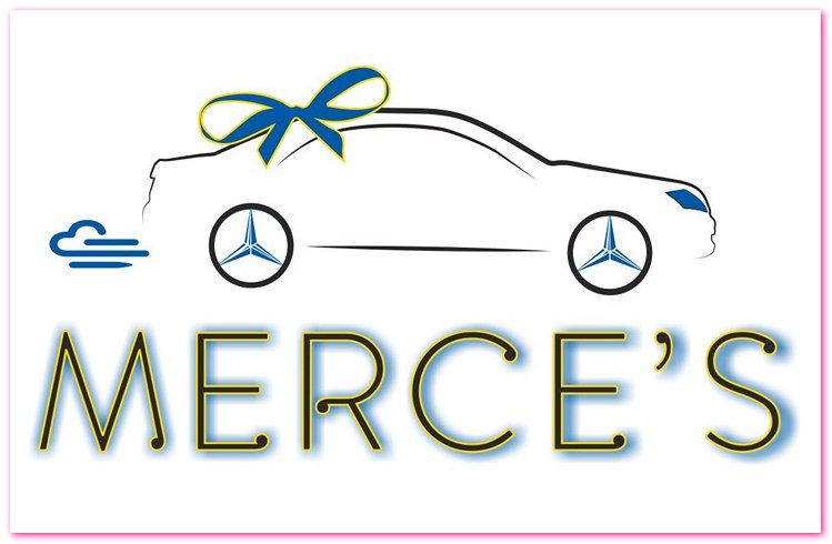 Rental cars Mercedes Benz
