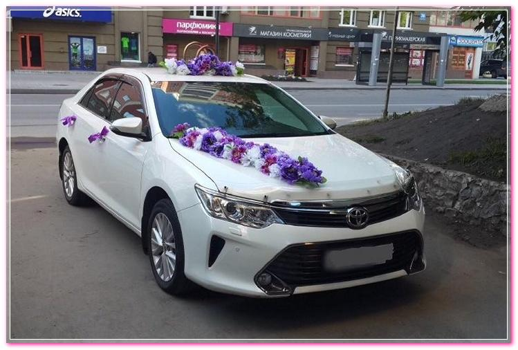 Restyled Toyota Camry 2015