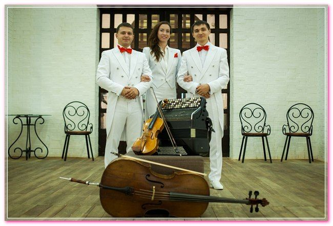 Instrumental trio Sharp Provence2